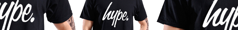 Hype Short Sleeve T-Shirt