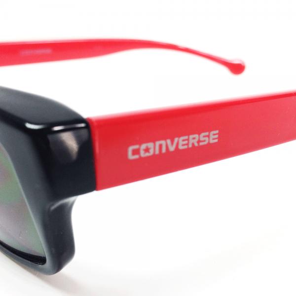 c50c92d65e Converse Accessories Converse Wayfarer Sunglasses H008 Black Red 57 ...