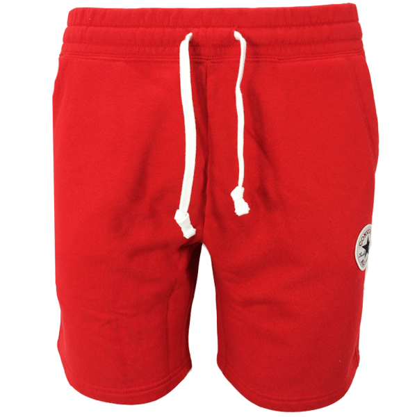 cb30301527deef Converse Converse Red Mens Fleece Shorts 11793C - Converse from Club ...