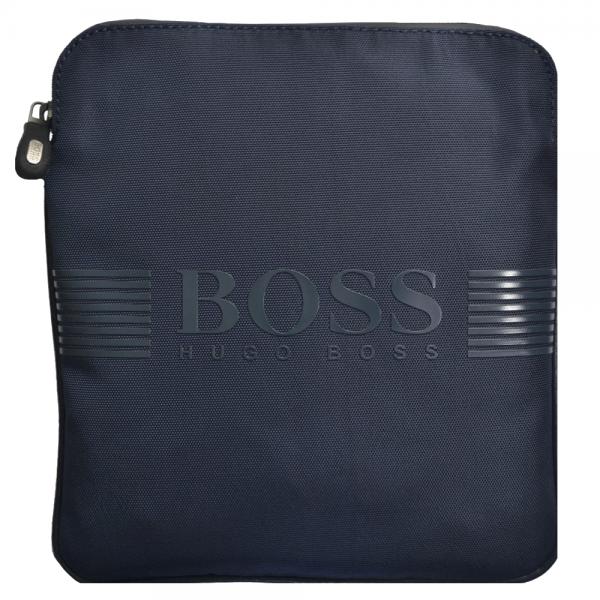 Hugo Boss Hugo Boss Pixel S Side Bag Navy Blue 50311753