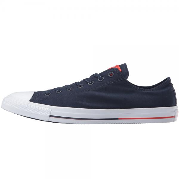 b3085013b189 Converse Footwear Converse All Star CTAS Ox Navy Blue Canvas ...
