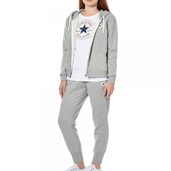 Converse Womens Zip-Up Full Tracksuit Grey - from Club JJ UK 2f4c322f9