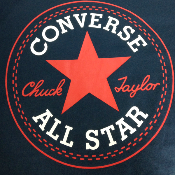 all star converse logo