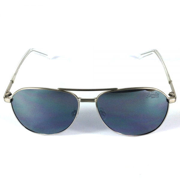 Superdry Jet Sunglasses Silver One Size Silver EQTmmeOLB