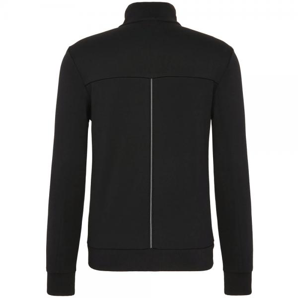 2646839fd3fa Hugo Boss Hugo Boss Skaz Black Zip Up Sweatshirt Jacket 50324768 ...