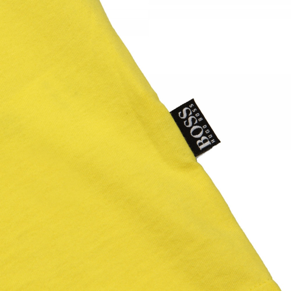 fd50443a8 Hugo Boss Hugo Boss Beach Tank Top Vest Yellow 50332288 - Hugo Boss ...