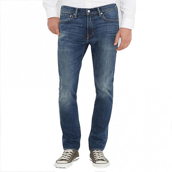 acab012a96e0 Levi s Levi s 510 Skinny Fit Jeans Blue Canyon Denim 05510-0394 ...