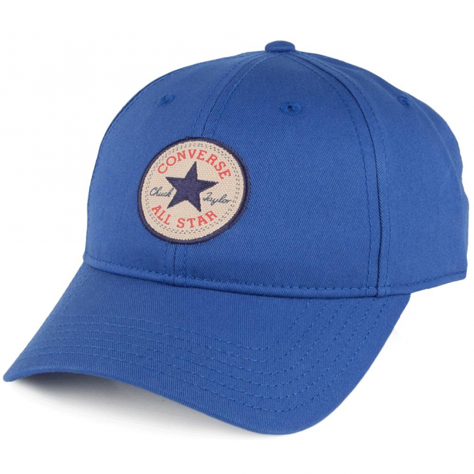 bbabb5f761f3 Converse Accessories Converse Royal Blue Baseball Cap CON001 ...