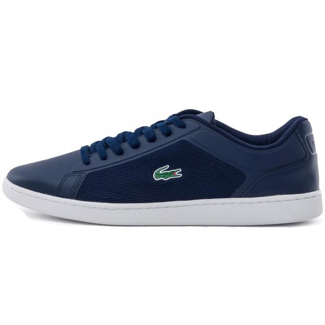 b0afa1a125d251 Lacoste Footwear Lacoste Endliner 116 2 SPM Navy Blue Leather ...