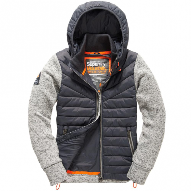 Superdry storm jacket