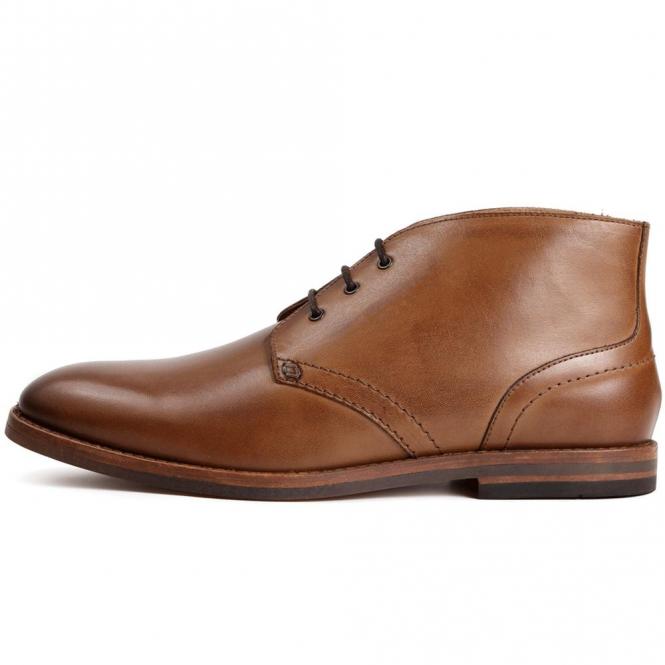 Hudson Hudson Houghton 2 Tan Leather Chukka Boots Hudson From Club