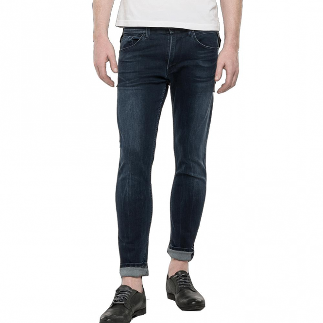 Replay Jondrill Skinny Fit Denim Jeans MA931 41A 615 009