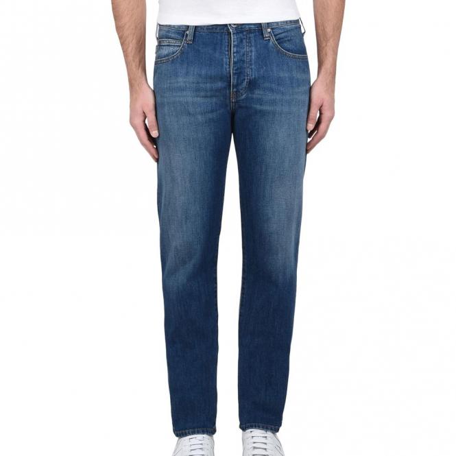 7f3a5dd067ee Armani Jeans Armani Jeans J21 Regular Fit Denim Jeans 8N6J21 6DOMZ ...