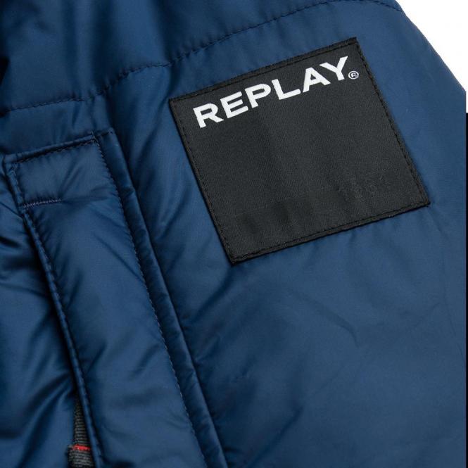 Replay Padded Puffa Jacket