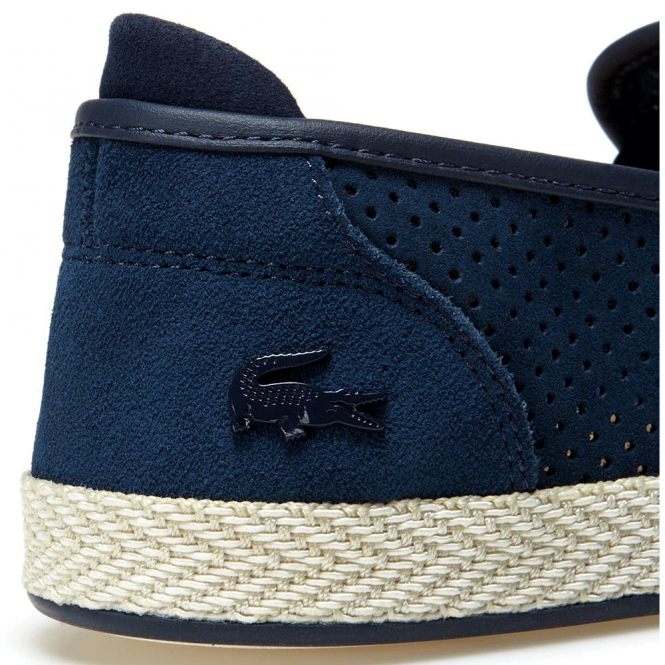 Lacoste Lacoste Tombre 117 Navy Slip-On