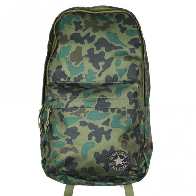 e3ac4446cfee12 Converse Accessories Converse Backpack Khaki Camo 10003331 ...