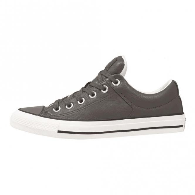 a114e1d6464a Converse Footwear Converse All Star Mushroom Green Leather Ox ...