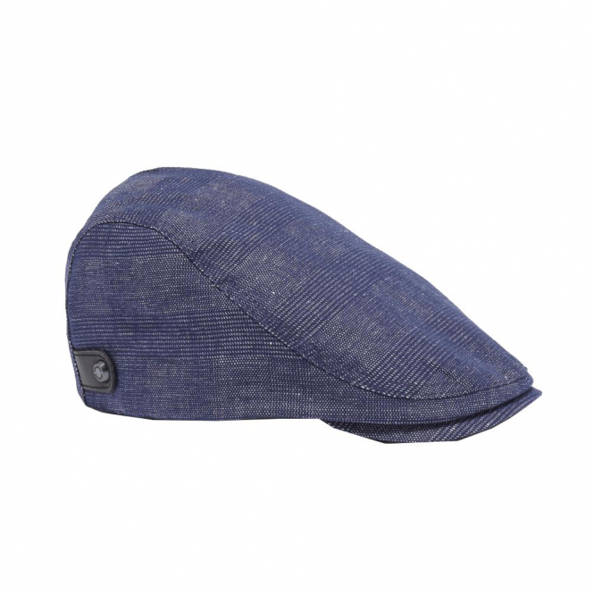 f4357f47642 Ted Baker Ted Baker Cristan Navy Flat Cap - Ted Baker from Club JJ UK