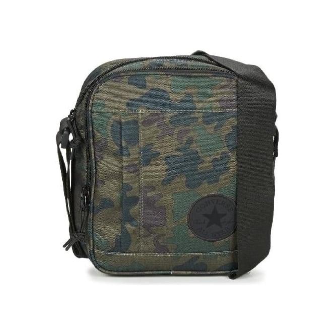 green converse bag