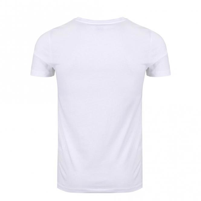 098844f0 Boss Orange Boss Orange Tommi UK Plain T-Shirt White 100 50328440 ...