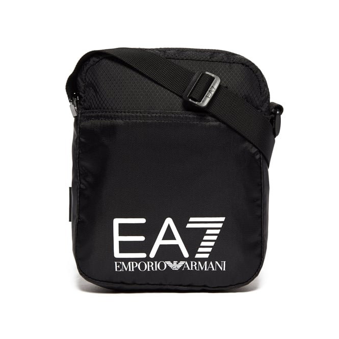 8397140340 EA7 Emporio Armani EA7 Black Nylon Side Bag 275658 - EA7 Emporio ...