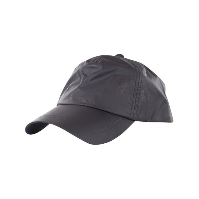 6745b726133 Emporio Armani Emporio Armani Black Nylon BaseBall Cap 624500 CC993 ...