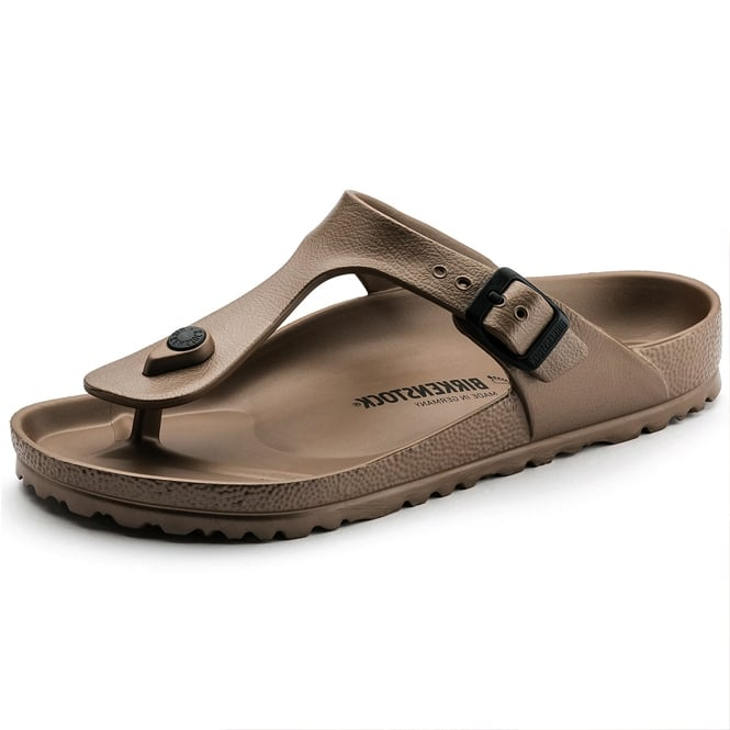 06e5ff71f54f Birkenstock Birkenstock Gizeh EVA Copper Brown Toe Post Sandals ...