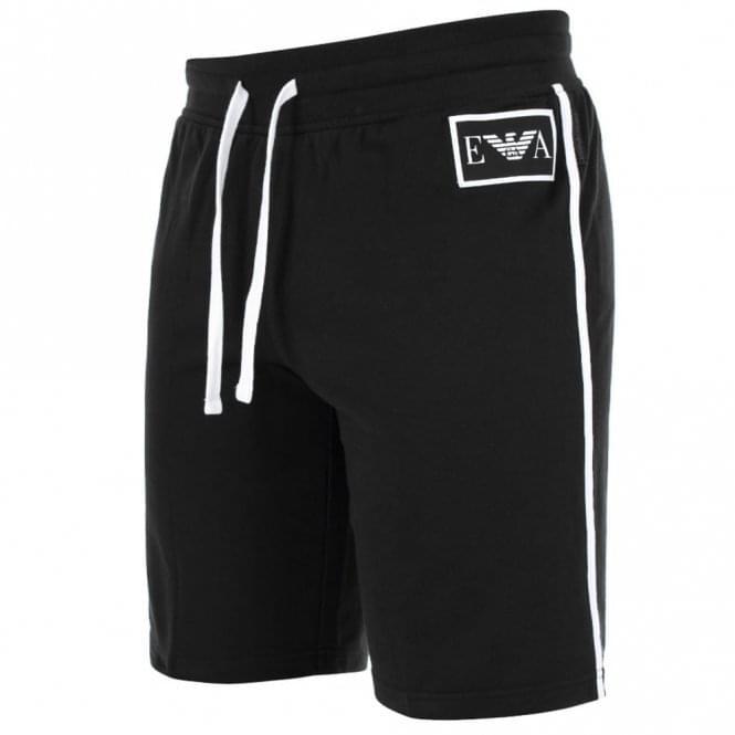 última venta mayor selección de profesional mejor calificado Emporio Armani Emporio Armani Loungewear Bermuda Jogging Shorts Black  111004 8P571