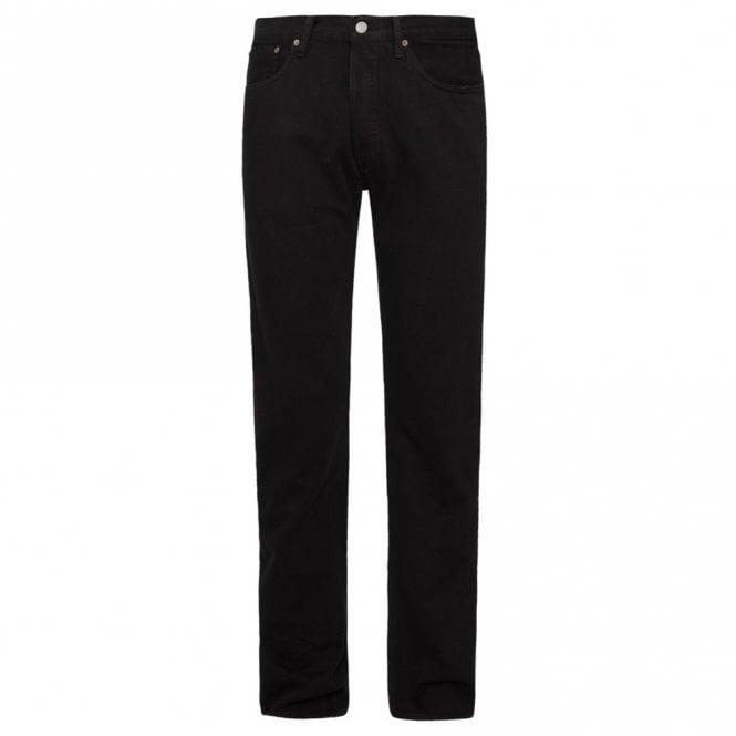 Levi s Levi s 501 Black Denim Jeans Cotton 00501 0165 - Levi s from ... 5b298e009d2a7