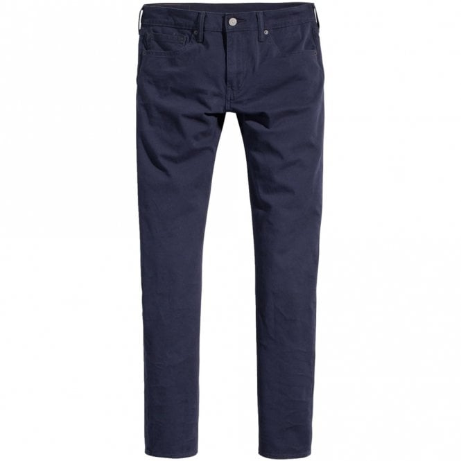 d33825ee90a7 Levi  039 s 511 Slim Fit Nightwatch Blue Cotton Stretch Jeans 04511 2617