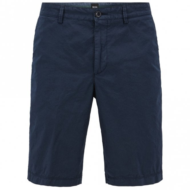 944301415 Boss Green Boss Green Bright-D Chino Shorts Navy Blue 50383707 ...