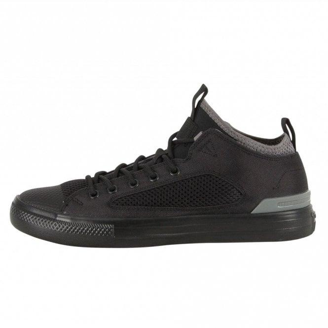 kody kuponów tanie z rabatem tani Converse Footwear Converse All Star Black CTAS Ultra Ox Trainers 160481C