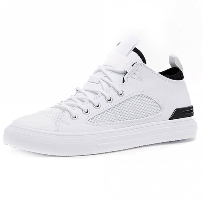 68f39911f486 Converse Footwear Converse All Star White CTAS Ultra Ox Trainers ...