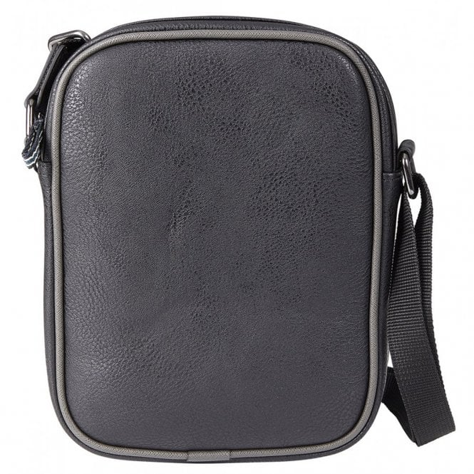 detailed pictures d4a93 d81d8 Ted Baker Ted Baker Boxet Black PU Mini Flight Side Bag