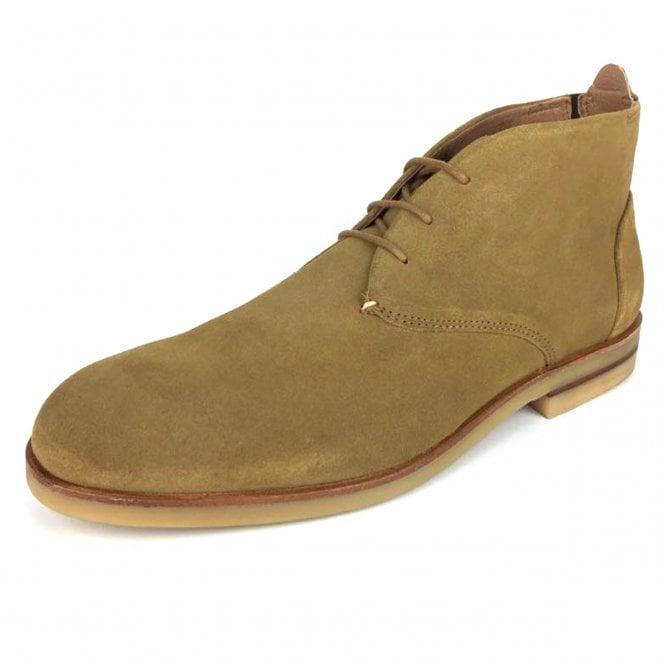 0dc8763ca2d Hudson Hudson Bedlington Camel Suede Chukka Boots - Hudson from Club ...