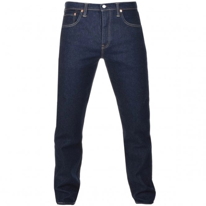 557ec11c17d Levi's Levi's 502 Regular Tapered Chain Rinse Blue Denim Jeans 29507 ...