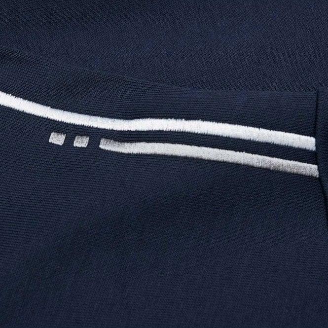 edd2ec9ee Boss Green Boss Saggy Navy 410 Zip Up Hoody Sweatshirt Jacket ...