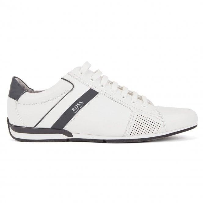 White 100 Trainers 50401835 - Hugo Boss