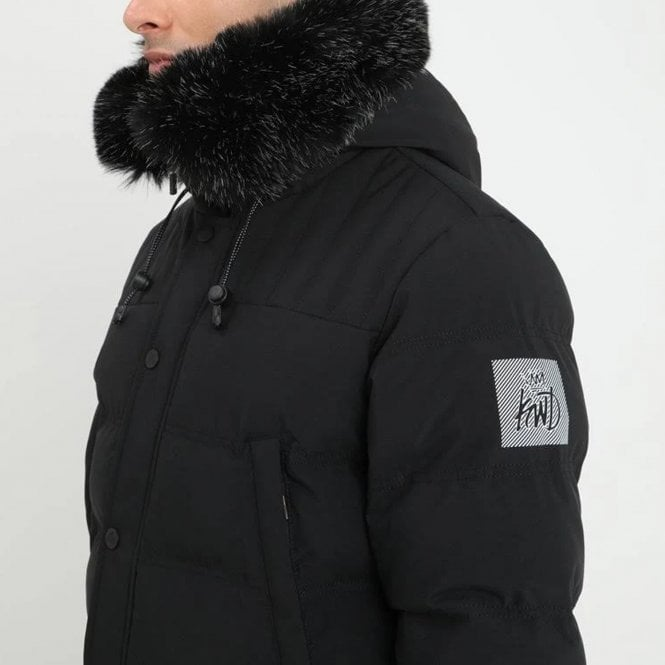 Frost Parka Jacket Black | Kings Will Dream Jackets & Coats