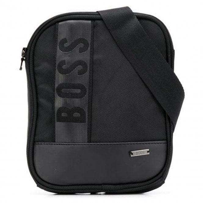 957f03637c Hugo Boss Hugo Boss Kids Black Side Bag J20E28 - Hugo Boss from Club ...