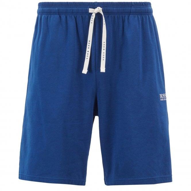 6ffae4c74 Hugo Boss Hugo Boss Mix & Match Jersey Loungwear Shorts Blue 438 ...