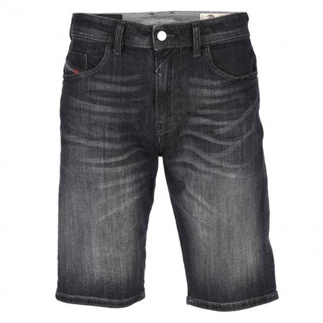 dbe3e46448 Diesel Diesel Thoshort Dark Grey Denim Shorts 087AM - Diesel from ...