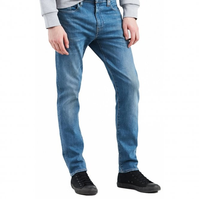 8002b757a67b Levi s Levi s 512 Slim Taper Fit Jeans Four Leaf Clover Blue 28833 ...
