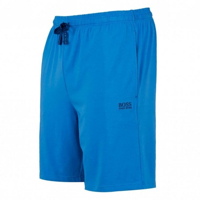 6b341ccb9 Hugo Boss Hugo Boss Mix & Match Jersey Loungwear Shorts Blue 420 ...