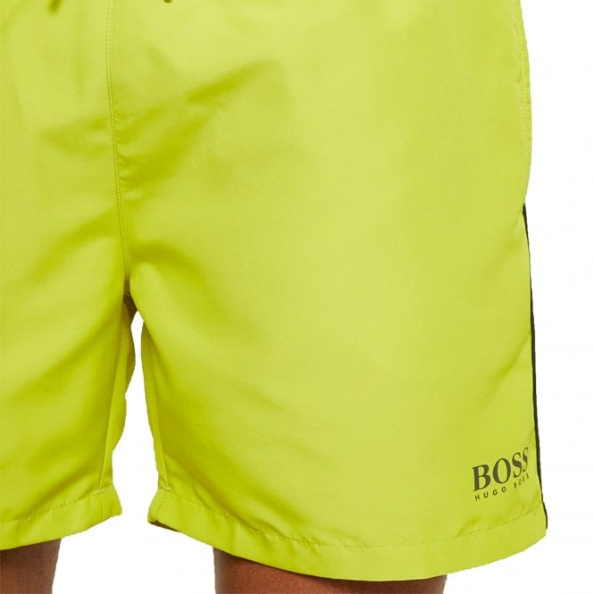 389ddb93c Hugo Boss Hugo Boss Starfish Swim Shorts Yellow 731 50408104 - Hugo ...