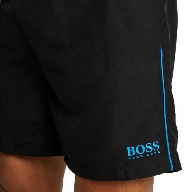 61b3325b654f3 Hugo Boss Hugo Boss Starfish Swim Shorts Black 001 50408104 - Hugo ...