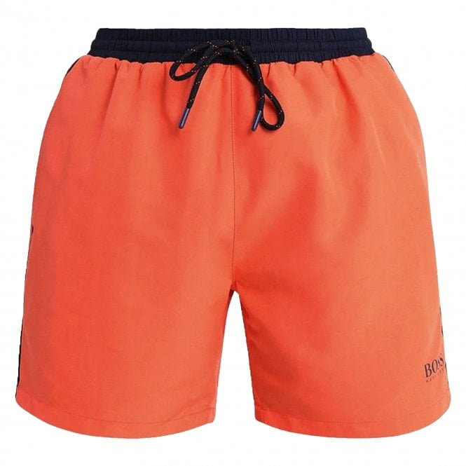 d11742d6a Hugo Boss Hugo Boss Starfish Swim Shorts Orange 821 50408104 - Hugo ...