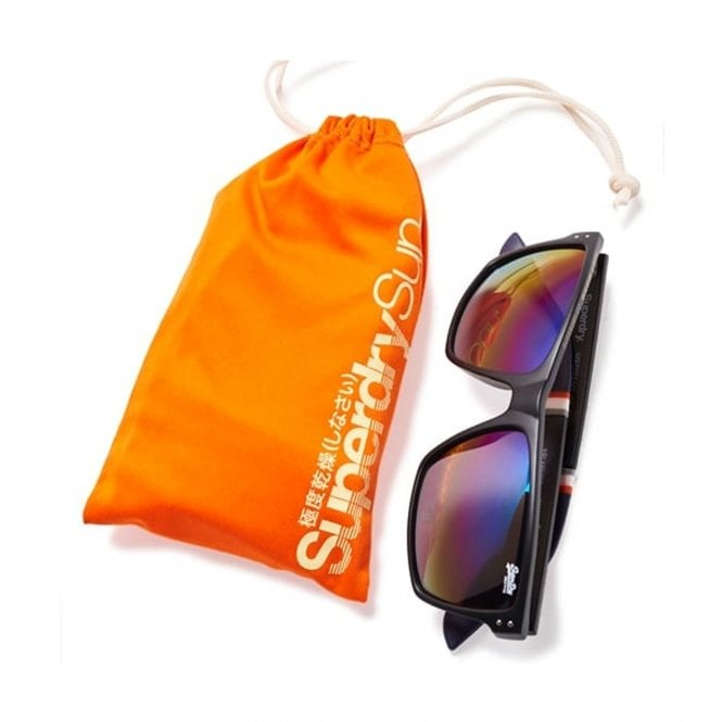 Superdry SDR Yakima Sunglasses Matte Black SH5