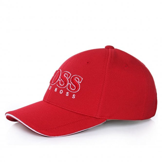 2bafa8a4 Boss Green Hugo Boss Cap US Red 622 50251244 - Boss Green from Club ...