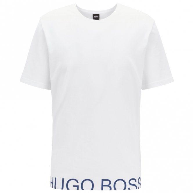fb8ec474 Hugo Boss Hugo Boss Identity T-Shirt RN White 100 50402923 - Hugo ...